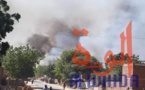 Soudan : des magasins d'armes pillés à Aldjinena