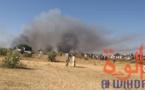 Soudan : un responsable de la ville d'Aldjinena blessé par balles