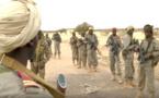Nouvel an : le ministre tchadien de la défense auprès des troupes au Mali