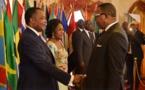 UA :  Sassou N'Guesso entend inscrire le drame libyen au nombre des priorités en 2020