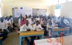 Tchad : enseignants et infirmiers en formation au Sila