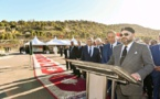 La capitale des Alizés, Essaouira, a accueilli le Roi Mohammed VI