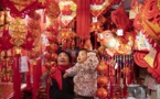 China's Spring Festival benefits global merchants