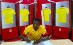 Football : le tchadien Ngar Ezéchiel change de club