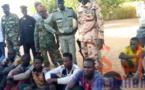 Tchad : un trafiquant de personnes et six jeunes arrêtés au Sud-ouest