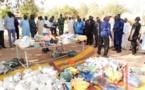 Tchad : des matériels et équipements sportifs offerts au Mayo Kebbi Ouest