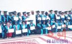 Tchad : l'Université HEC honore ses diplômés