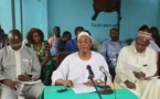 "Tchad : ""on va continuer la lutte. On ne va pas oublier Ibni"", Mahamat Ahmat Alhabo"
