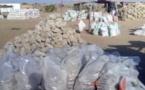 Tchad : le natron, une ressource naturelle transportée dans tout le pays