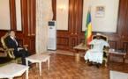 Tchad : l'ambassadeur de Chine reçu par le chef de l'Etat