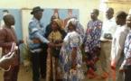 Tchad : Laoukein Kourayo Médard face à ses militants du Mayo Kebbi Ouest