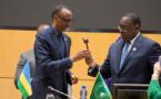 Paul Kagame prend la tête du Comité d'orientation des Chefs d'État et de Gouvernement du NEPAD
