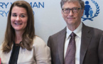 Bill et Melinda Gates publient leur lettre annuelle 2020