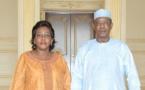 Tchad : la nouvelle coordonnatrice du système des Nations Unies reçue à la Présidence