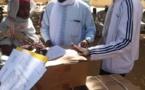 Tchad : 88 cartons de produits sanitaires offerts aux centres de santé d'Ati