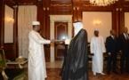 Tchad : 5 nouveaux ambassadeurs accrédités