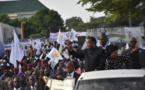 Pointe-Noire : Une communion entre le couple présidentiel et la population