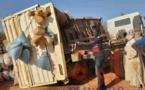 Tchad : 3 blessés après le renversement d'un gros porteur à Koukou Angarana