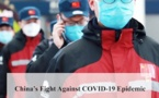 China can offer lessons on fighting the epidemic to the world