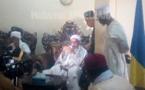 Tchad : le Khalife général de la confrérie Tidjania en visite à Am-Timan. © Mahamat Abdelbanat/Alwihda Info