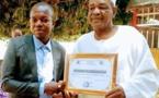Tchad : au Moyen-Chari, la société civile honore le gouverneur sortant. © DR