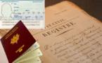 L'exigence de l'apostille pour l'admission de la force probante d'un acte de naissance étranger