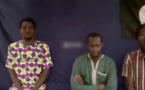 Tchad : appel à l'aide d'agents du ministère de la Santé enlevés au Lac. © Capture d'écran