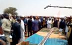 Tchad : lancement de la construction du pont Bongor-Yagoua. © Golmen Ali/Alwihda Info