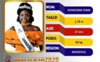 Ronelyam Syam élue Miss Tchad 2020 !