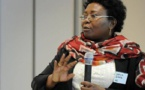 Tchad : Delphine Kemneloum reçoit le prix franco-allemand des droits de l'Homme