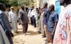 Tchad : le gouverneur de Sila inspecte les services administratifs
