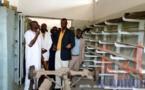 Tchad : le gouverneur de la Tandjilé en tournée dans les établissements à Laï