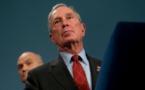 Michael R. Bloomberg intensifie la lutte contre la pandémie mondiale de coronavirus