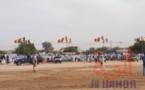 Tchad : la place de l'Indépendance d'Abéché se remplie pour l'intronisation