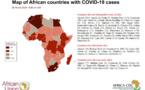 COVID-19 - Afrique : 2412 cas, 64 morts et 203 guéris