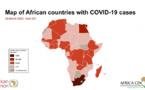 Afrique - COVID-19 : 3,924 cas, 117 morts