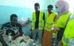 Tchad : à l'hôpital militaire, les citoyens honorent le sacrifice des soldats