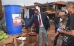 Cameroun/Dschang/Covid-19 : l'exécutif municipal sur le terrain