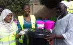 Tchad / Covid-19 : des kits d'hygiène distribués de porte-à-porte à N'Djamena