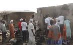 N'Djamena : des boutiques calcinées dans un incendie au marché d'Habena