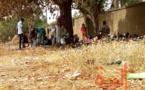 L'école de Koutéré où sont confinés des ressortissants de retour du Cameroun. © Golmen Ali/Alwihda Info