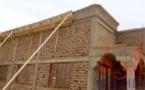 Tchad : à Laï, la population construit un siège pour la mairie !