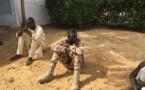Tchad : un élève s'habille en militaire pour arnaquer les citoyens, il est arrêté. © Djimet Wiche/Alwihda Info
