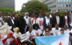 Importante manifestation de l'opposition Djiboutienne à Bruxelles