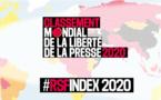 Liberté de la presse : Le Tchad à la 123e place dans le classement mondial