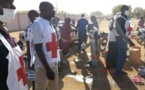 Tchad - Covid-19 : à Mongo, opération de lavage de mains au marché