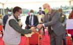 Chaîne de solidarité contre le Covid-19 : un don de 175.000 litres d'huile végétale d'Eco-oil Energie à Brazzaville