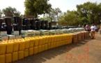 Covid-19 : La Coton Tchad remet un important don à la province de la Tandjilé