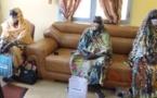 Tchad - Covid-19 : à Ati, des centaines de cache-nez offerts au comité de veille