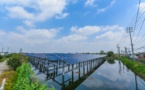 Huzhou city in E China's Zhejiang province builds a clean energy system